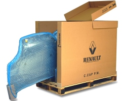 automobile corrugated box 6